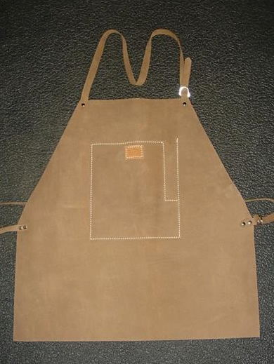 The Duck Blind - Heavy Duty Leather Apron
