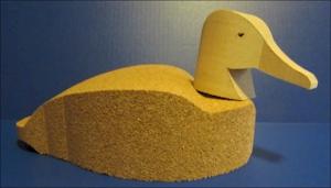 The Duck Blind Decoy C...
