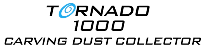 SMC Tornado 1000 Carving Dust Collector